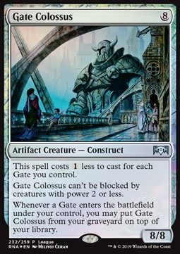 Gate Colossus **PROMO**