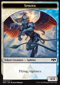 Token Esfinge / Sphinx Token