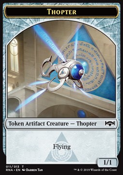 Token Toptero / Thopter Token