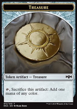 Token Tesoro / Treasure Token