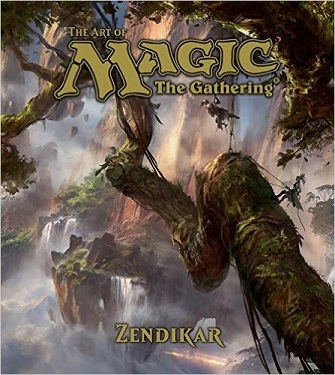 MTG: The Art of Zendikar