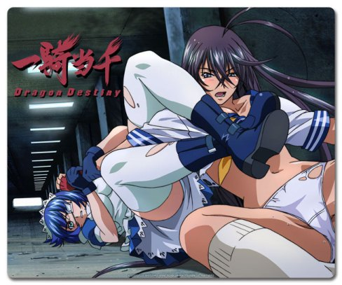 Ikki tousen: Mouse Pad Girls Fight