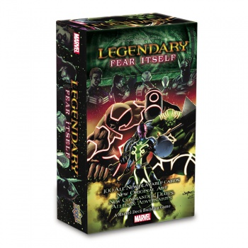 Legendary Villains: Fear Itself Expansion
