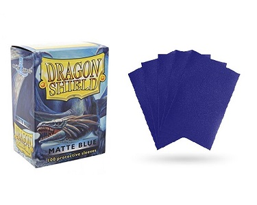 Dragon Shield - Fundas Blue Matte