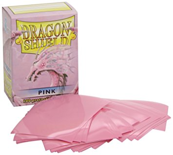 Dragon Shield - Fundas Pink
