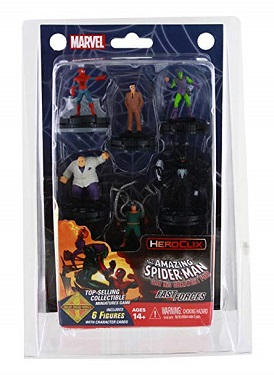 Marvel Heroclix: Spider-Man & his Greatest Foes Fast Forces