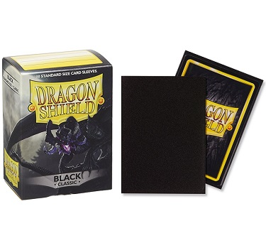 Dragon Shield - Fundas Black