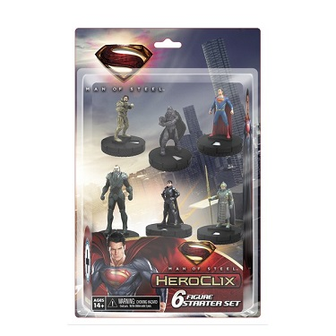 Starter Set Man of Steel Movie