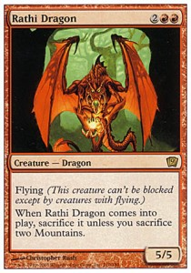 Dragón de Rath / Rathi Dragon
