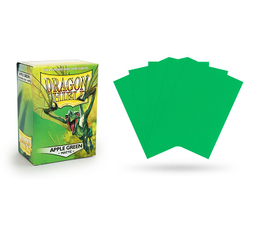 Dragon Shield - Fundas Apple Green Matte
