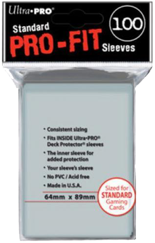 Ultra Pro - Perfect Size 100 Uds.