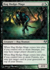 Hag Hedge-Mage