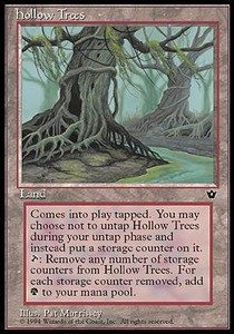Arbol hueco / Hollow Trees
