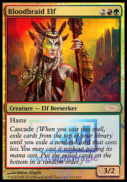 Bloodbraid Elf **PROMO**