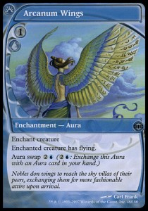Arcanum Wings