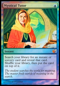 Tutora Mística / Mystical Tutor