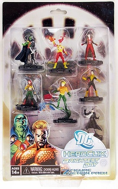 DC HeroClix: Brightest Day Action Pack
