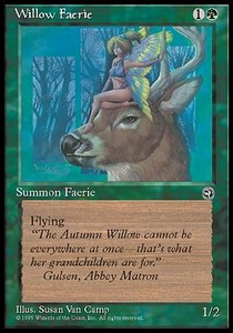 Willow Faerie v.1