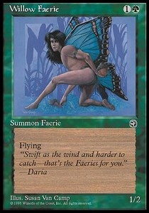 Willow Faerie v.2