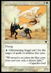 Angel Centelleante / Glimmering Angel