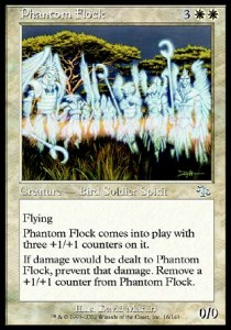 Bandada Fantasma / Phantom Flock