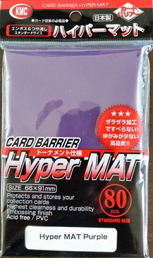 KMC - Hyper Mat Purple 80