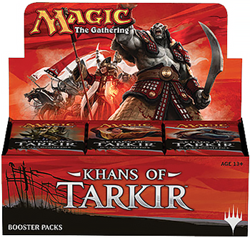 Booster Box 36 Khans Of Tarkir (Presale)