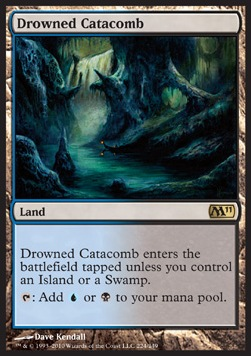 Catacumba inundada / Drowned Catacomb