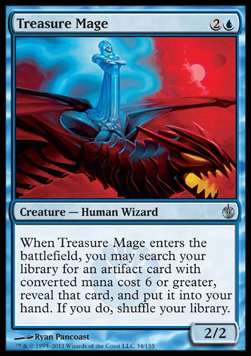 Mago de tesoros / Treasure Mage