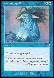 Contrahechizo / Counterspell