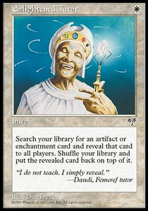 Tutora inspirada / Enlightened Tutor