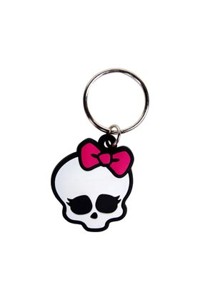 Monster High PVC key chain