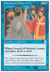 Council of Advisors / Council of Advisors