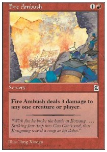 Fire Ambush / Fire Ambush