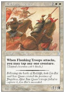 Flanking Troops / Flanking Troops