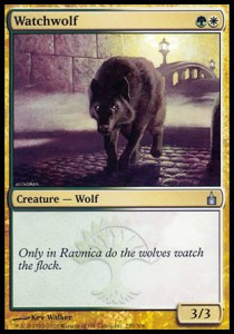 Lobo guardián / Watchwolf
