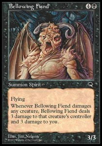 Bellowing Fiend