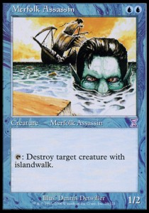 Asesino triton / Merfolk Assassin