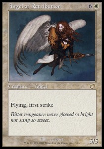 Angel de Castigo / Angel of Retribution