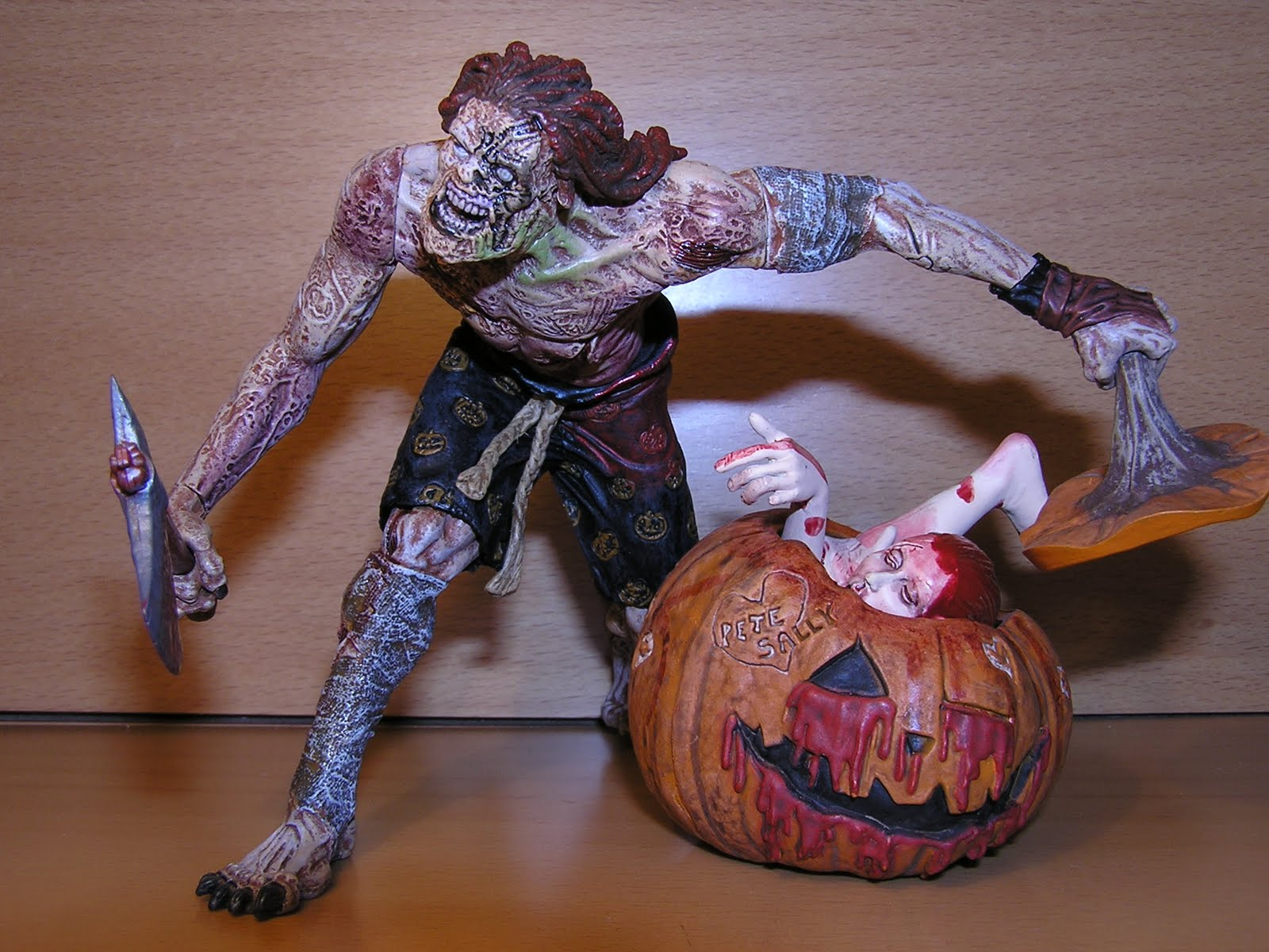 Twisted Fairy Tales: Peter Pumpkin Eater - 14cm