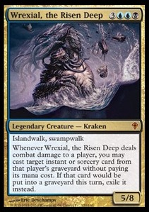 Wrexial, la profundidad emergente / Wrexial, the Risen Deep