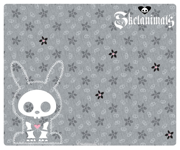 Skelanimals: Mouse Pad Stonewash