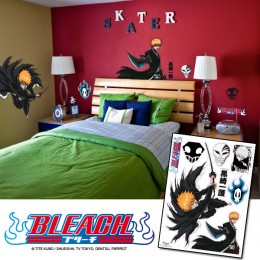 Bleach: Wall Stickers 50x70cm - Ichigo