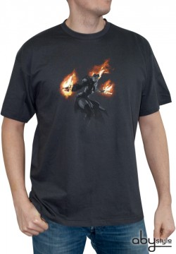 MTG: T-Shirt - Chandra - Dark Grey (Size L)