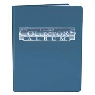 Ultra Pro - Portfolio 4 Pockets Blue