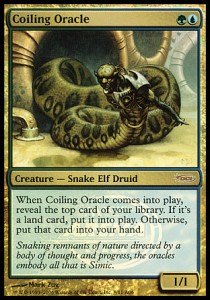 Coiling Oracle **PROMO**