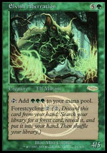 Elvish Aberration **PROMO**