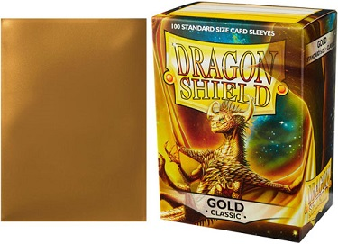 Dragon Shield - Fundas Gold