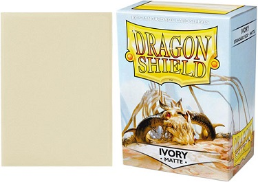 Dragon Shield - Fundas Ivory Matte