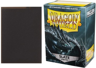 Dragon Shield - Fundas Slate Matte